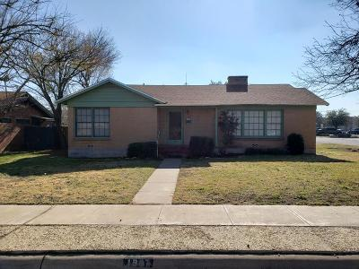 Midland Single Family Home For Sale: 1907 W Ohio Ave