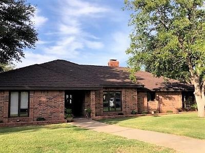 Midland Single Family Home For Sale: 5007 Castleford Rd