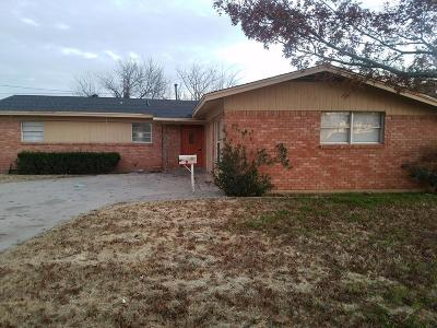 Midland Single Family Home For Sale: 4715 Shadylane Dr