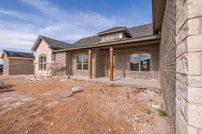 Midland Single Family Home For Sale: 7117 E County Rd 113