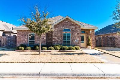 Midland Single Family Home For Sale: 4410 Guadalupe
