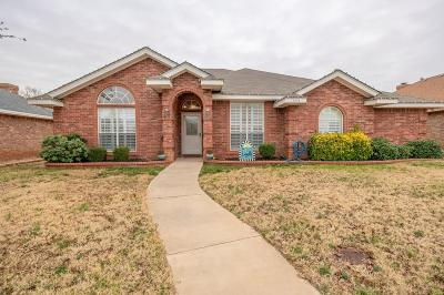 Midland Single Family Home For Sale: 5103 Sherwood Dr