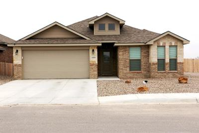 Midland Single Family Home For Sale: 6800 Leatherwood