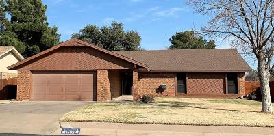 Midland Single Family Home For Sale: 1502 Alcove Court