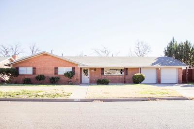 Midland Single Family Home For Sale: 2403 Terrace Ave