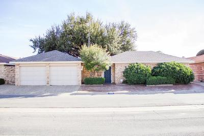 Midland Single Family Home For Sale: 1009 Ventura Ave