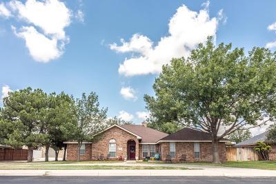 Midland Single Family Home For Sale: 5624 Grassland Blvd