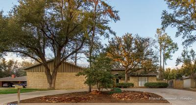 Midland Single Family Home For Sale: 2410 Culpeper Dr