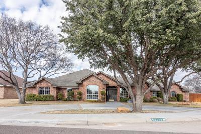 Midland Single Family Home For Sale: 5300 Scottsboro Lane