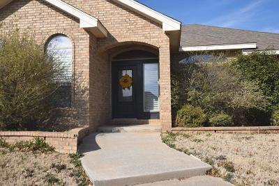 Midland Single Family Home For Sale: 5704 Pedernales