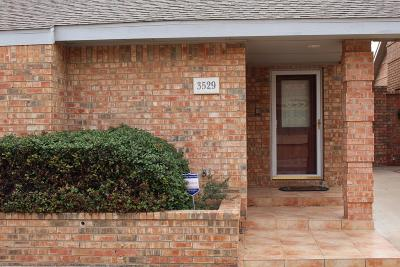 Midland Single Family Home For Sale: 3529 Boyd Ave