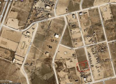 Odessa Residential Lots & Land For Sale: Tbd Cowell