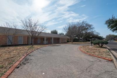 Midland Single Family Home For Sale: 3205 Stanolind Ave