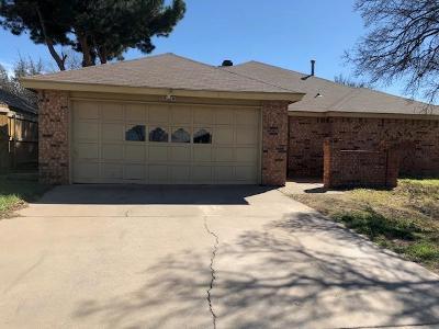 Midland Rental For Rent: 5303 Brazos Court