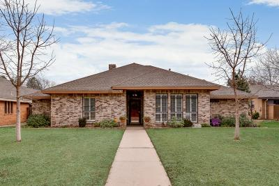 Midland Single Family Home For Sale: 5106 Brighton Place