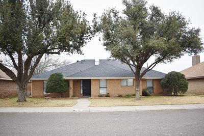 Midland Single Family Home For Sale: 2812 Purple Sage Trail