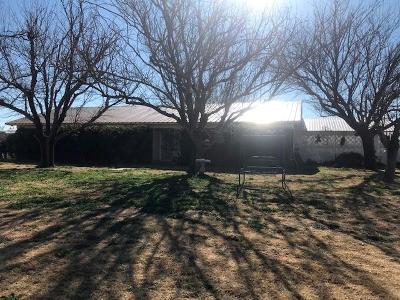 Midland TX Single Family Home For Sale: $270,000