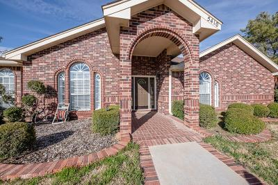 Midland Single Family Home For Sale: 5410 Hillcrest Court
