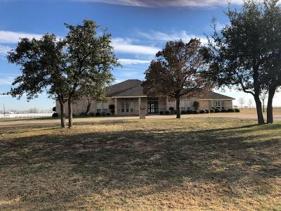 Midland Single Family Home For Sale: 7911 Glasgow Dr