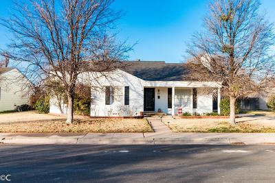 Midland TX Single Family Home For Sale: $284,000