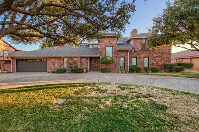 Midland Single Family Home For Sale: 4503 Green Tree Blvd
