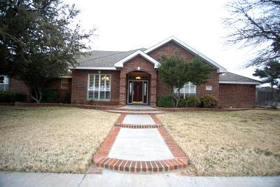 Midland Single Family Home For Sale: 3006 Callaway Dr