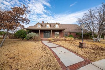 Midland Single Family Home For Sale: 4524 Corsair Court