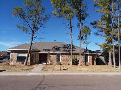 Midland Single Family Home For Sale: 5006 Sherwood Dr