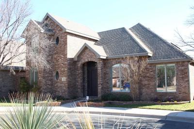 Midland Single Family Home For Sale: 3301 Ebbets