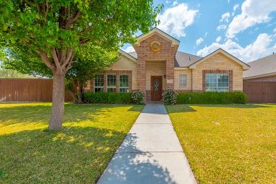Odessa Single Family Home For Sale: 2901 Dustin Dr