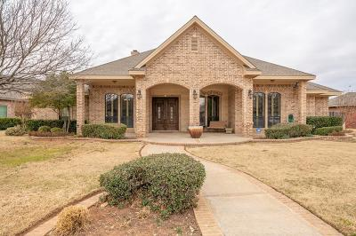 Midland Single Family Home For Sale: 2017 Brentwood Dr