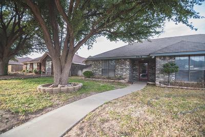 Midland Single Family Home For Sale: 4416 Gleneagles Dr