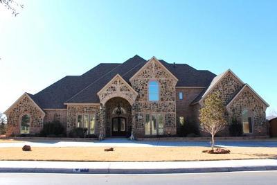 Midland Single Family Home For Sale: 6112 Dunbarton Oaks Blvd