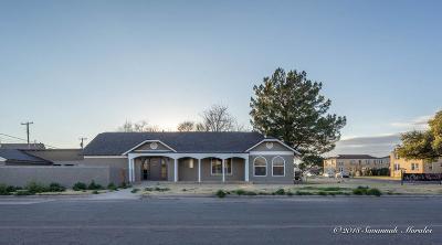 Midland Single Family Home For Sale: 1201 W Texas