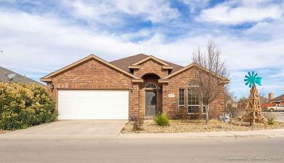 Odessa TX Single Family Home For Sale: $299,000