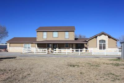 Midland Single Family Home For Sale: 5205 E Hwy 158