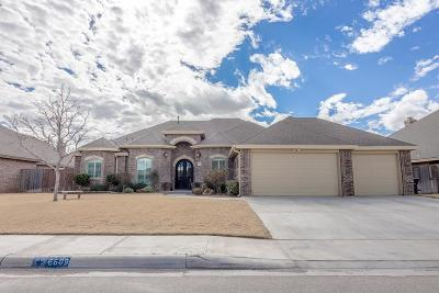 Midland Single Family Home For Sale: 6509 Mosswood