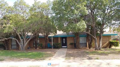 Midland Single Family Home For Sale: 2707 Caldera Dr