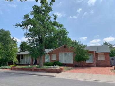 Midland Single Family Home For Sale: 206 Club Dr