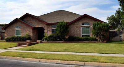 Midland Single Family Home For Sale: 5621 Crowley Blvd
