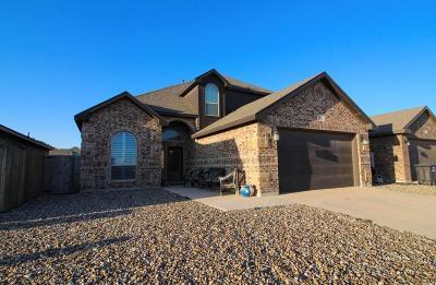 Midland Single Family Home For Sale: 1509 San Francisco
