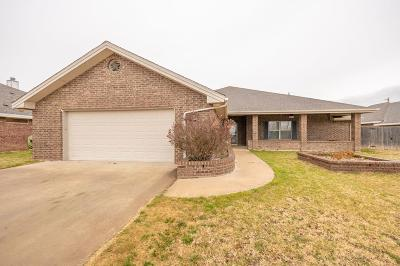 Midland Single Family Home For Sale: 2105 Mark Lane