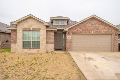 Midland Single Family Home For Sale: 5922 Wagner