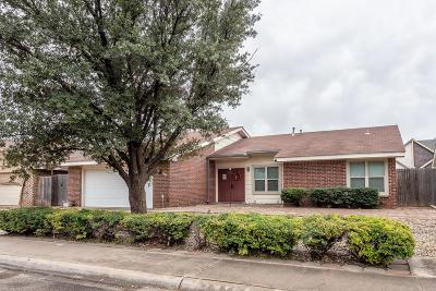 Midland Single Family Home For Sale: 3809 Gulf Ave