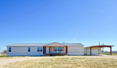 Midland Single Family Home For Sale: 3107 Chisholm Trail