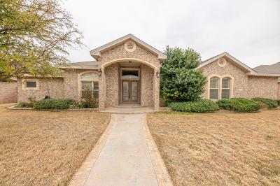 Midland Single Family Home For Sale: 5107 Hilltop Dr