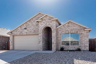 Midland Single Family Home For Sale: 6503 Vanguard Road