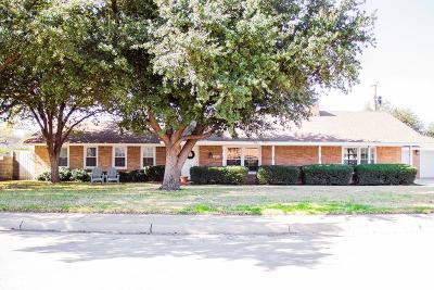 Midland Single Family Home For Sale: 2601 N N St