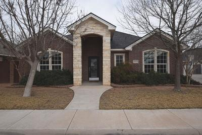 Odessa Single Family Home For Sale: 6605 Amber Dr