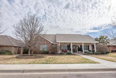 Midland Single Family Home For Sale: 4217 Edgebrook Place